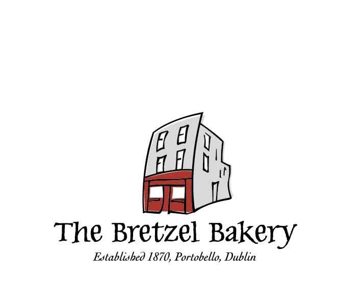 bretzel balery lgo desing adn branding
