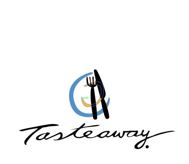 logo desing for food packaging