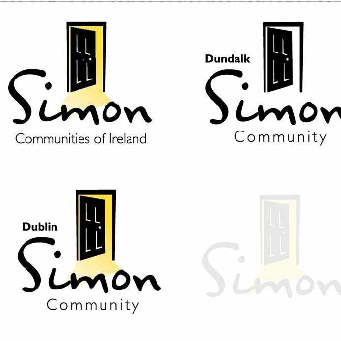 simon logo uses
