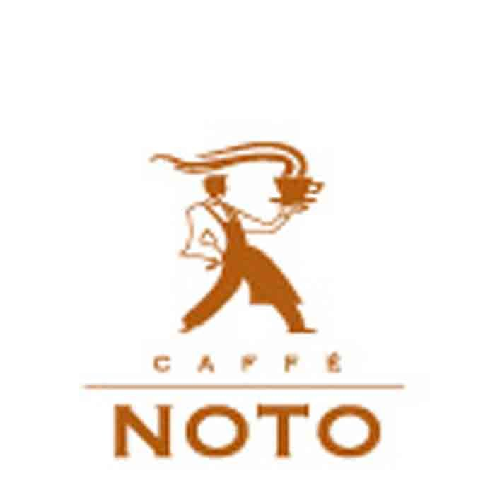 Cafe noto logo design francis st dublin 7