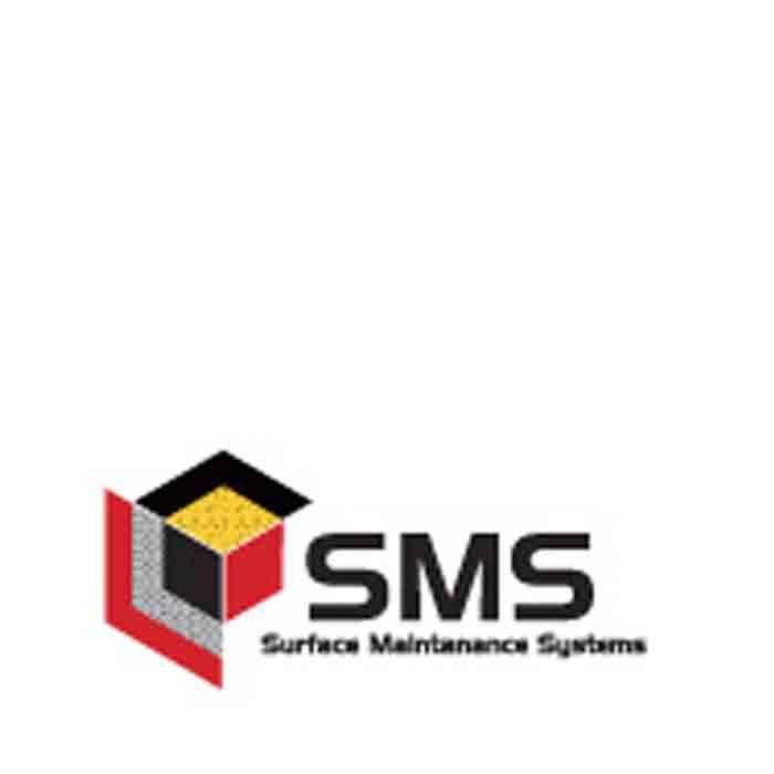 SMS_logo design