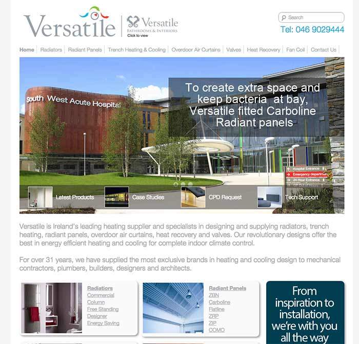 Versatiel_web-_design_branding