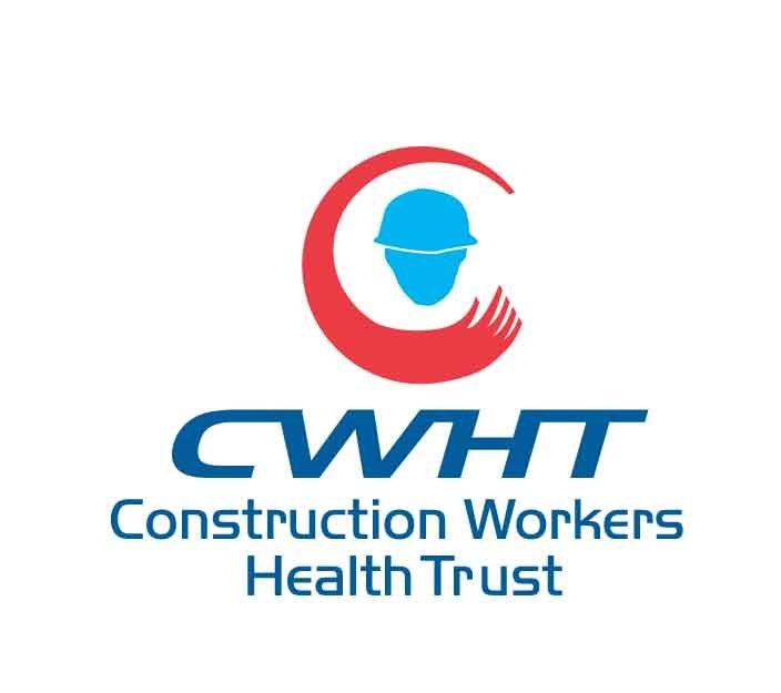 cwht logo design for health trust