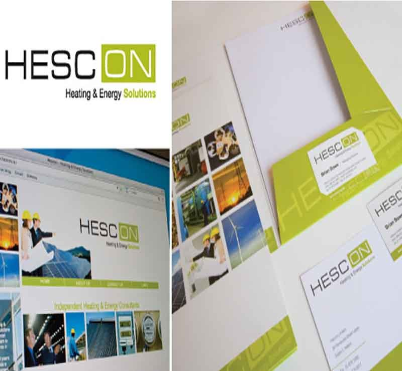 hesco branding design paragon2