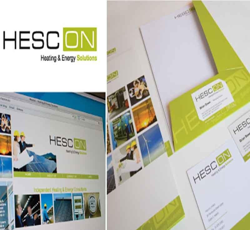 hesco branding design paragon2