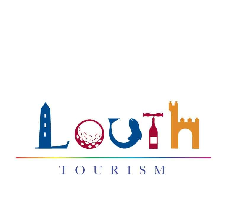 louth tourism logo design and branding design