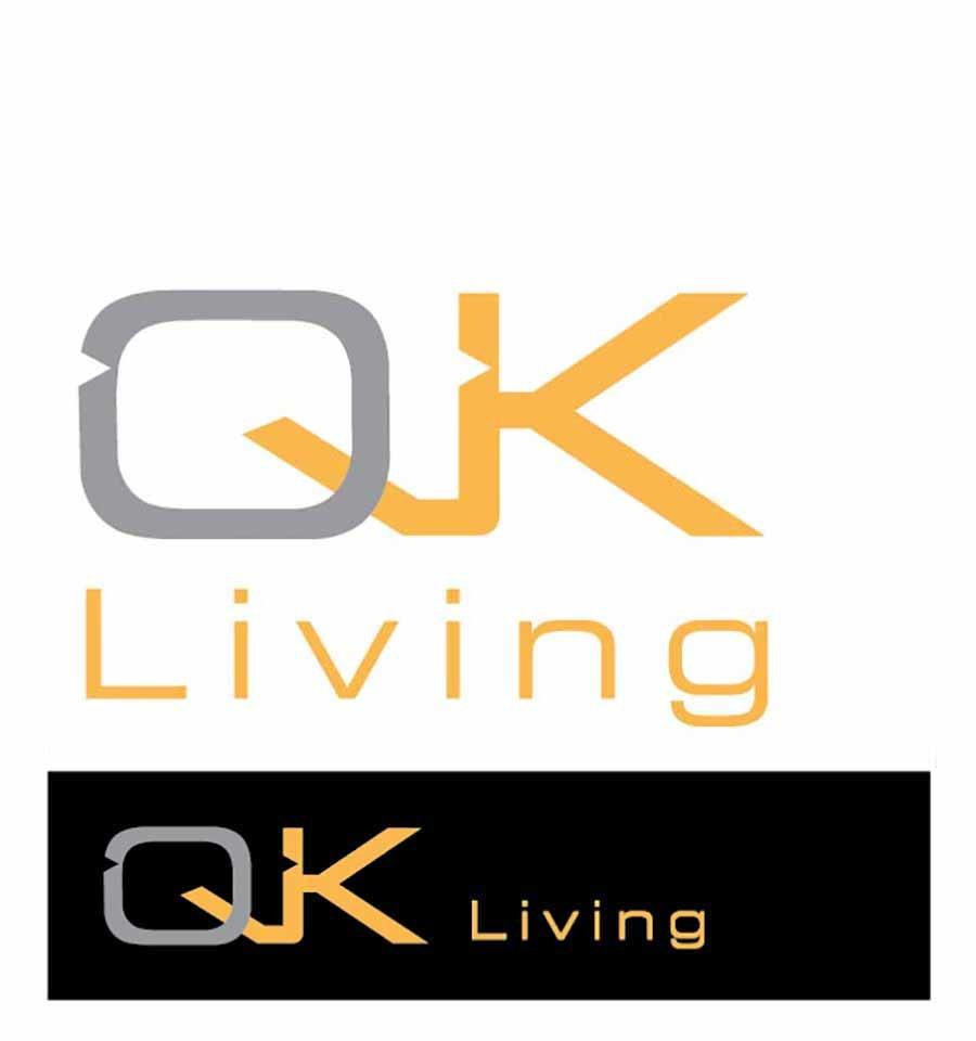 qk-living-logo-design-dublin
