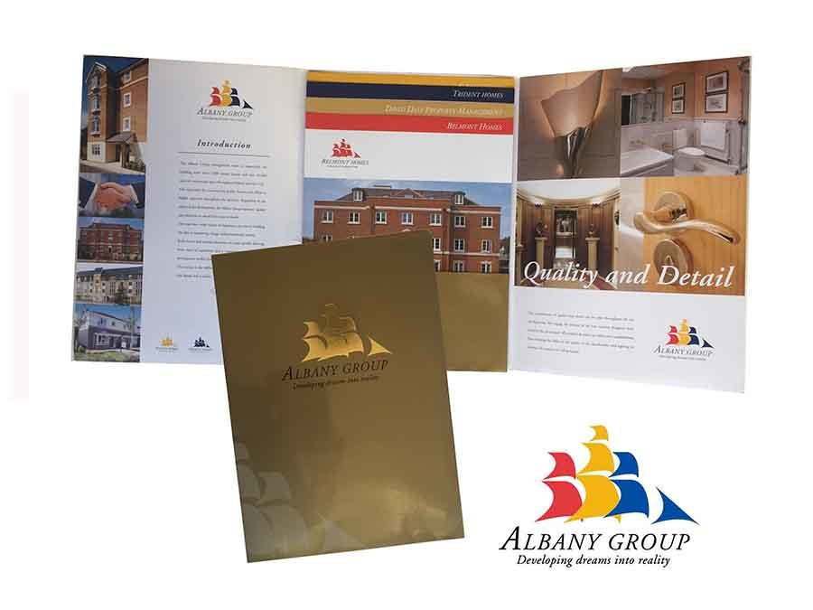 Albany Group brochure