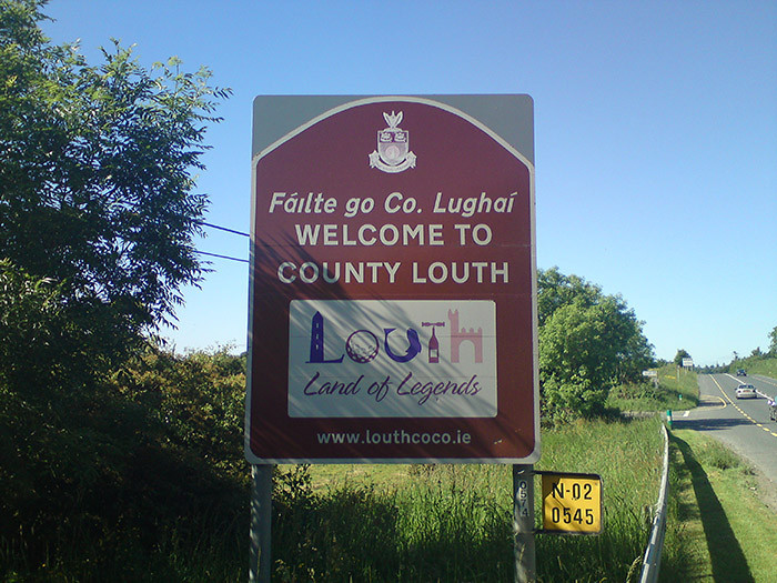 county louth logo design