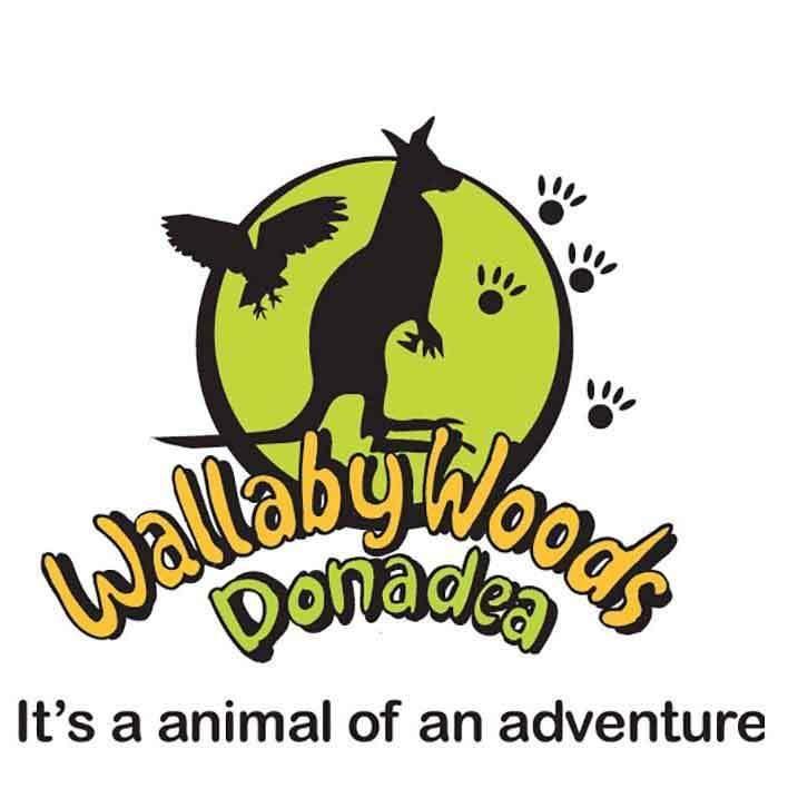 Wallaby Woods Donadea logo
