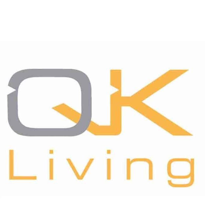 qk kitchen makers lgoo designa dn branding